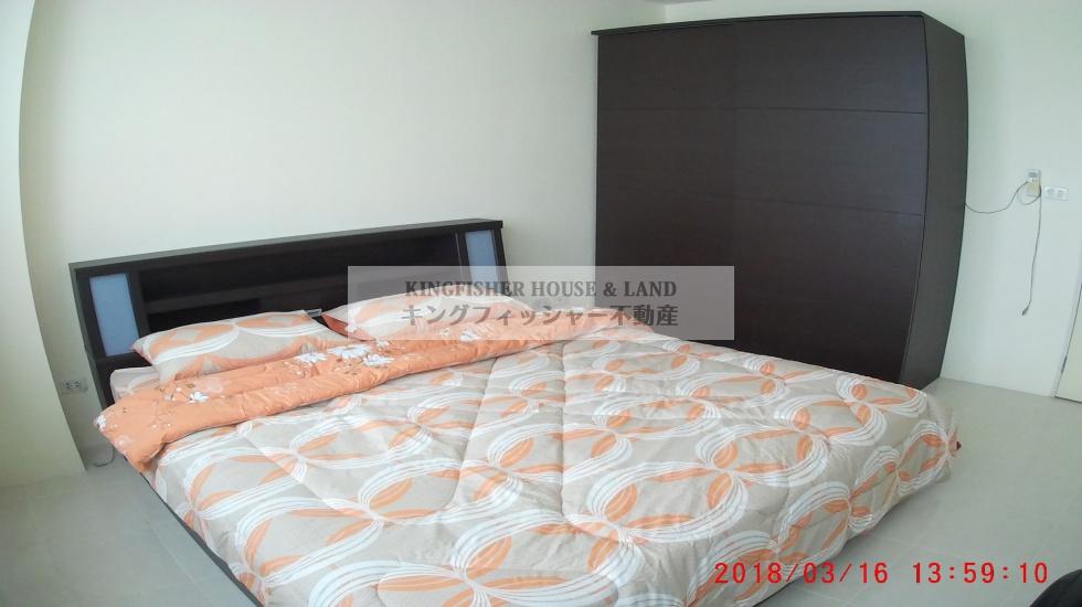 シラチャ, 20110, 1 ベッドルーム ベッドルーム, ,1 バスルームバスルーム,コンドミニアム,シラチャ,1239