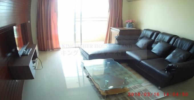 1 Bedrooms, Condominium, For Rent, 1 Bathrooms, Listing ID 1240, Sriracha, Thailand, 20110,