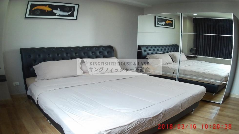 シラチャ, 20110, 1 ベッドルーム ベッドルーム, ,1 バスルームバスルーム,コンドミニアム,賃貸物件,1241