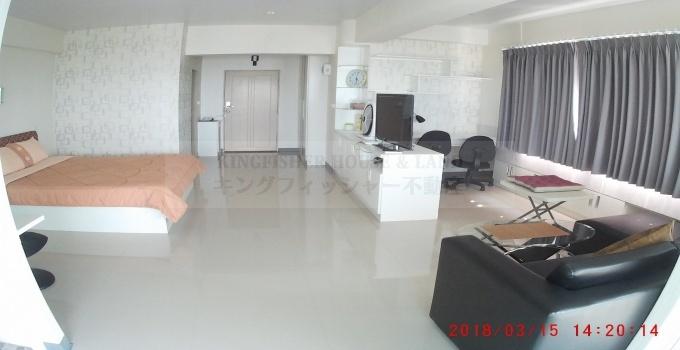 1 Bedrooms, Condominium, For Rent, 1 Bathrooms, Listing ID 1243, Sriracha, Thailand, 20110,