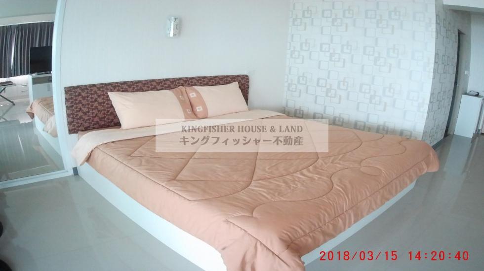 シラチャ, 20110, 1 ベッドルーム ベッドルーム, ,1 バスルームバスルーム,コンドミニアム,シラチャ,1243