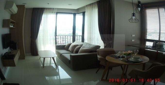 1 Bedrooms, Condominium, For Rent, 1 Bathrooms, Listing ID 1246, Sriracha, Thailand, 20110,