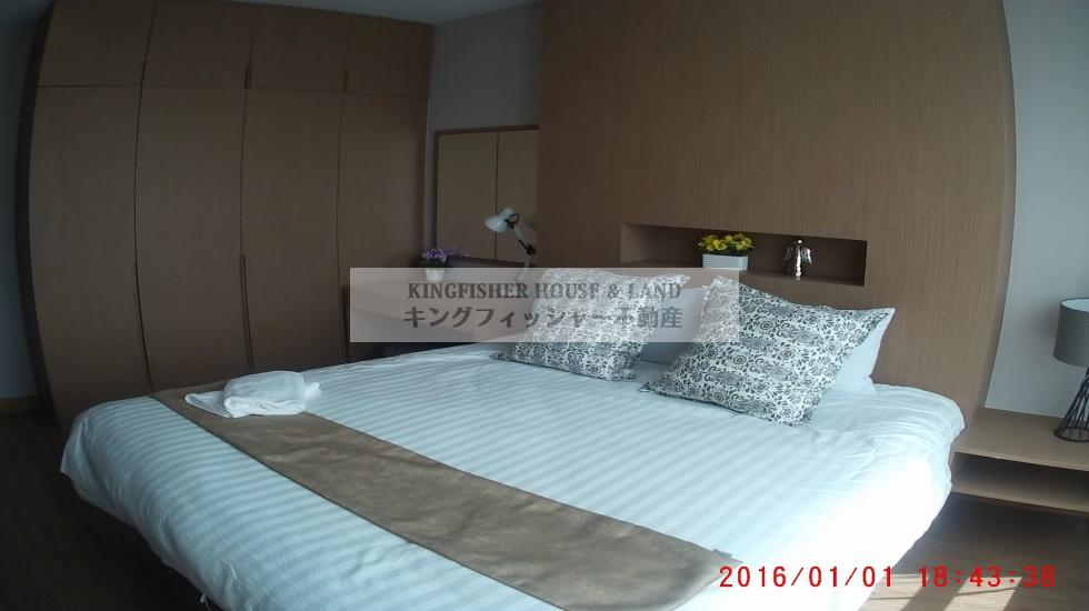 シラチャ, 20110, 1 ベッドルーム ベッドルーム, ,1 バスルームバスルーム,コンドミニアム,シラチャ,1246