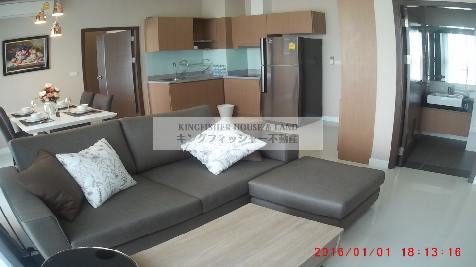 シラチャ, 20110, 2 ベッドルーム ベッドルーム, ,2 バスルームバスルーム,コンドミニアム,シラチャ,1247
