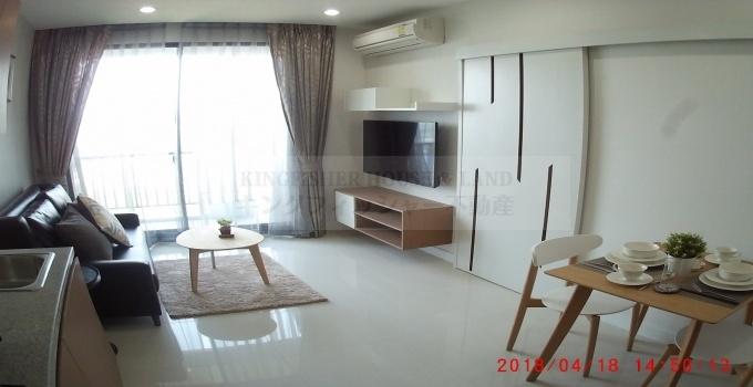1 Bedrooms, Condominium, For Rent, 1 Bathrooms, Listing ID 1257, Sriracha, Thailand, 20110,