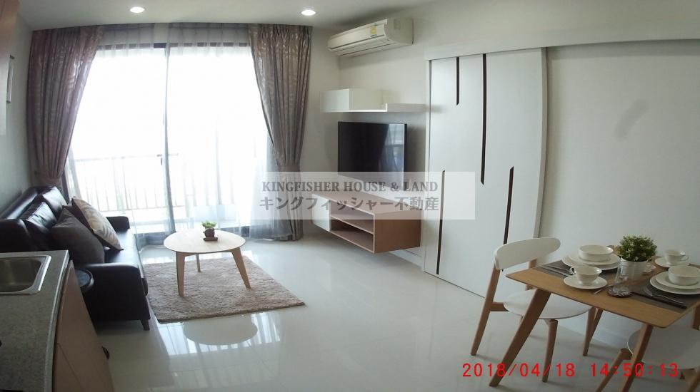 シラチャ, 20110, 1 ベッドルーム ベッドルーム, ,1 バスルームバスルーム,コンドミニアム,賃貸物件,1257