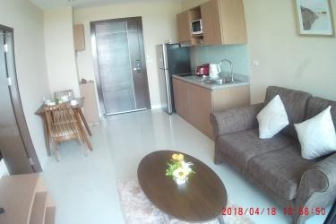 シラチャ, 20110, 1 ベッドルーム ベッドルーム, ,1 バスルームバスルーム,コンドミニアム,シラチャ,1258