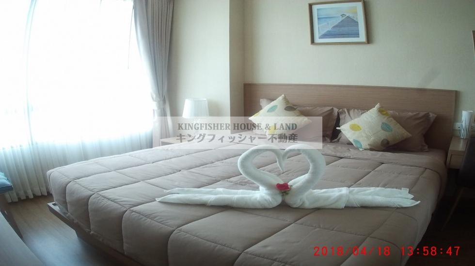 シラチャ, 20110, 1 ベッドルーム ベッドルーム, ,1 バスルームバスルーム,コンドミニアム,賃貸物件,1258