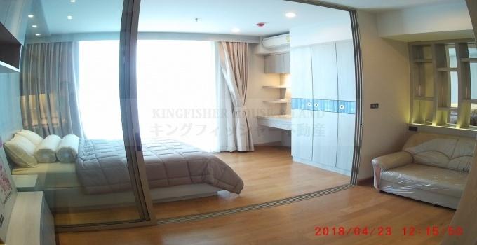シラチャ, タイ, 1 ベッドルーム ベッドルーム, ,1 バスルームバスルーム,コンドミニアム,賃貸物件,1265