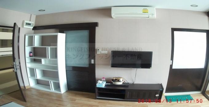 シラチャ, タイ, 1 ベッドルーム ベッドルーム, ,1 バスルームバスルーム,コンドミニアム,賃貸物件,1284