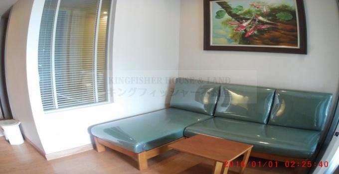 シラチャ, タイ, 1 ベッドルーム ベッドルーム, ,1 バスルームバスルーム,コンドミニアム,賃貸物件,1305