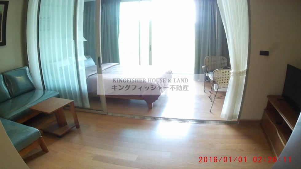 シラチャ, 1 ベッドルーム ベッドルーム, ,1 バスルームバスルーム,コンドミニアム,シラチャ,1305