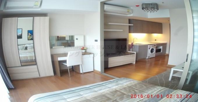 シラチャ, タイ, 1 ベッドルーム ベッドルーム, ,1 バスルームバスルーム,コンドミニアム,賃貸物件,1306