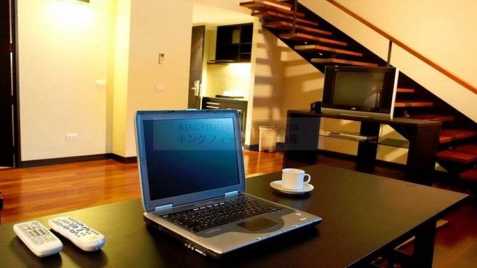 パタヤ 不動産 サービスアパート画像5