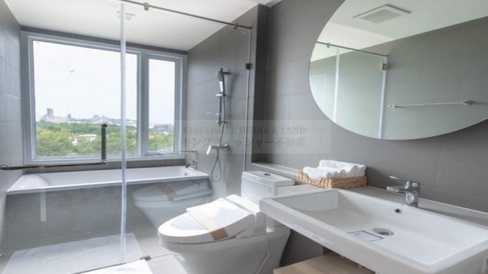 シラチャ, 2 ベッドルーム ベッドルーム, ,2 バスルームバスルーム,コンドミニアム,賃貸物件,1346