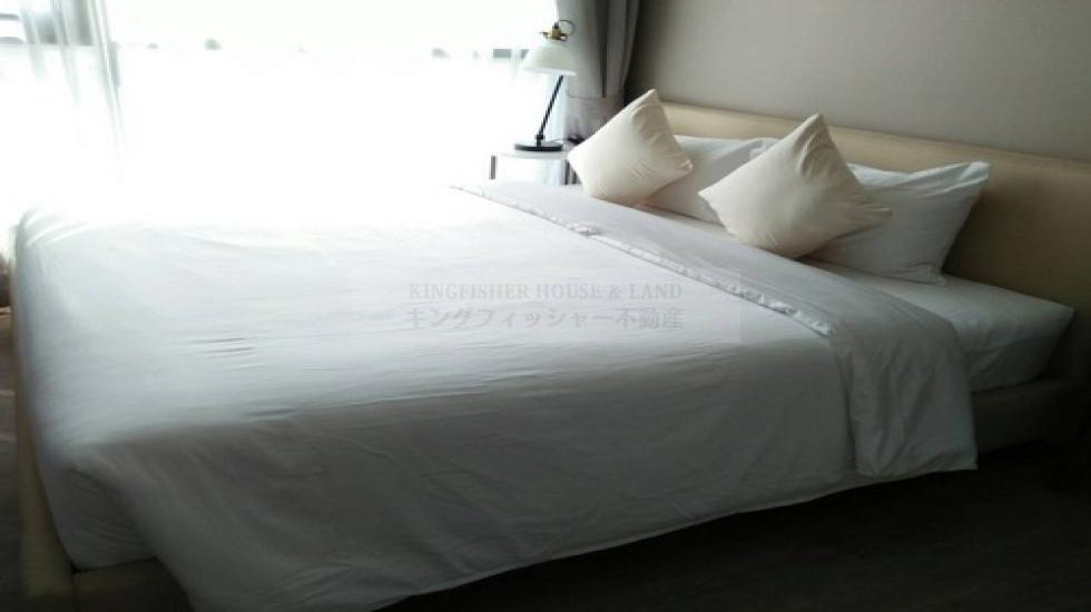 シラチャ, 20110, 1 ベッドルーム ベッドルーム, ,1 バスルームバスルーム,コンドミニアム,シラチャ,1372